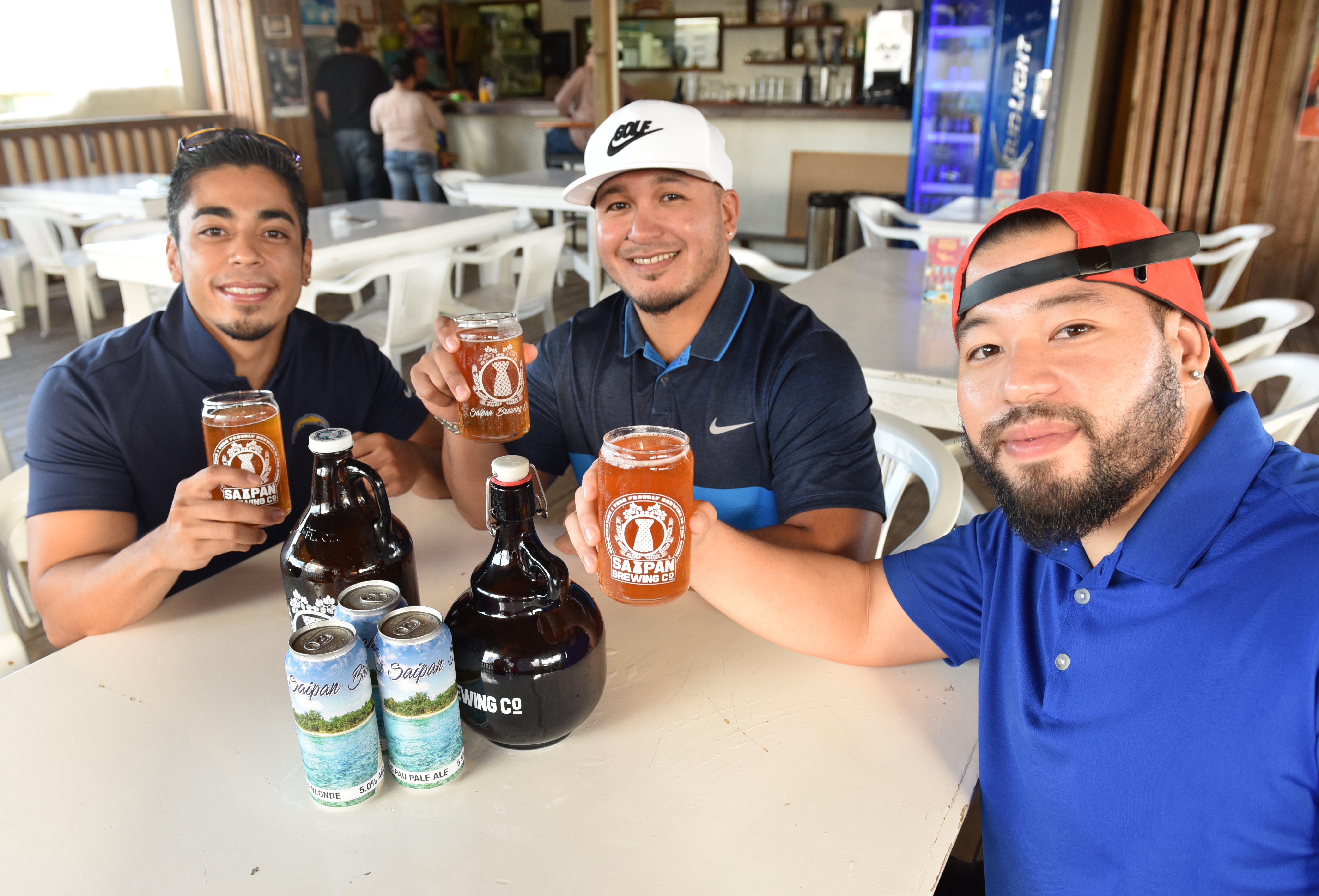 Saipan Brewing Company will be serving its popular line for craft beers at the upcoming 15th Annual NMC Foundation Golf Tournament on Saturday, March 3, 2018 at the Saipan LaoLao Bay Golf & Resort�s West Course.